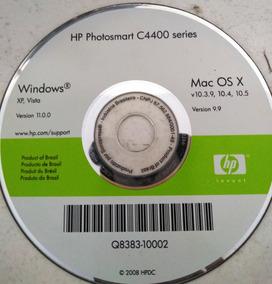 Impressora Hp 4400 Series - Impressoras e Acessórios no