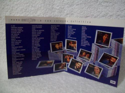 cd original ivan lins- para sempre
