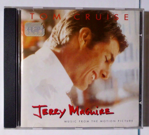 cd original jerry maguire trilha sonora