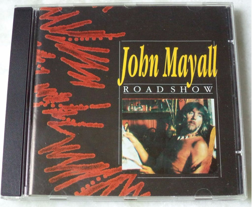 cd original john mayall road show