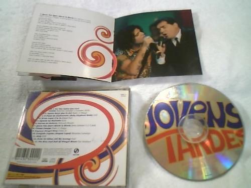 cd original ( jovens tardes ) 2002  (  raro )