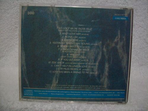 cd original julio iglesias- starry night