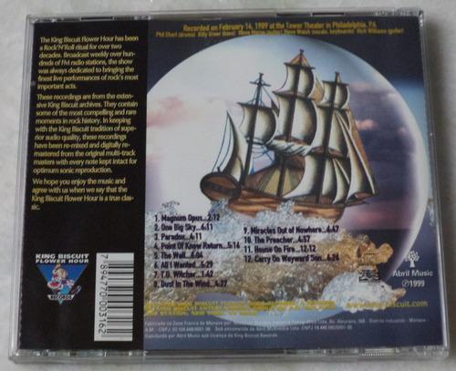 cd original kansas in concert