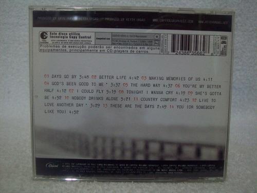 cd original keith urban- be here