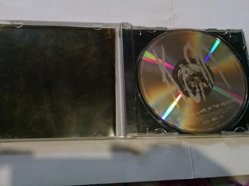 cd original korn take a look in the mirror 2003