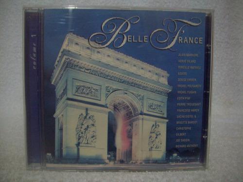 cd original la belle france- volume 1