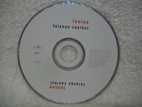 cd original lenine- falange canibal