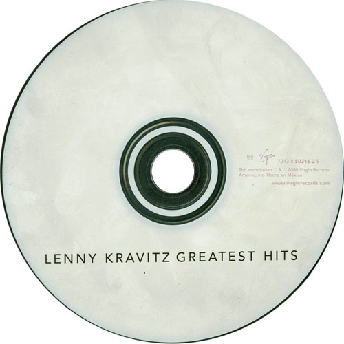 cd original lenny kravitz greatest hits