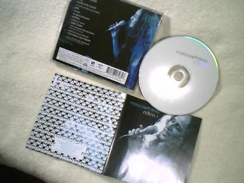 cd original  ( maria bethânia  - perfil )  2004