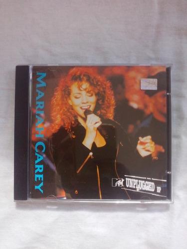 cd original - mariah carey - mtv unplugged ep