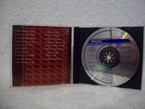 cd original mercedes sosa- sino