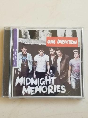 cd original midnight memories de one direction