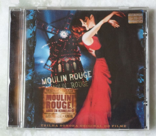 cd original moulin rouge trilha  sonora