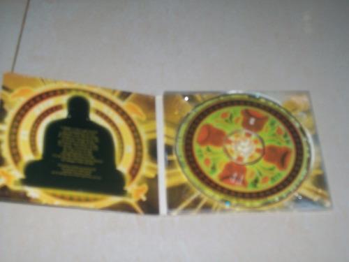 cd original música electrónica de ambiente (chill out)