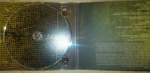 cd original nuevo banda de rock de venezuela damper bs790000