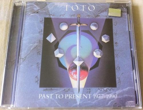 cd original nuevo coleccion toto the best of 77-1990 12.500