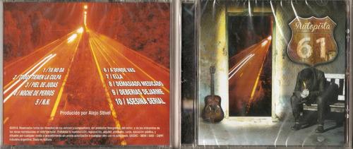 cd original nuevo sellado de fabrica autopista 61