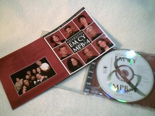 cd original  ( quarteto em cy  -  mpb - 4      bate boca )