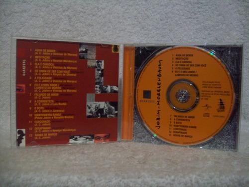 cd original quarteto jobim morelenbaum