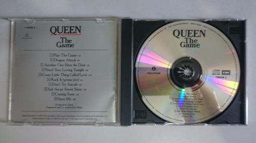 cd original queen - the game