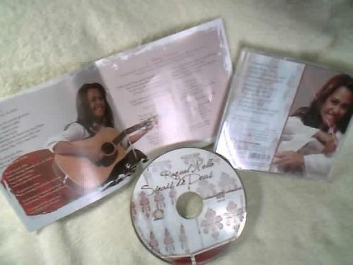 cd original ( raquel mello - sinais de deus )