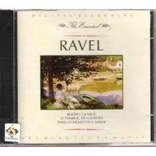 cd original - ravel essentials - bolero de ravel