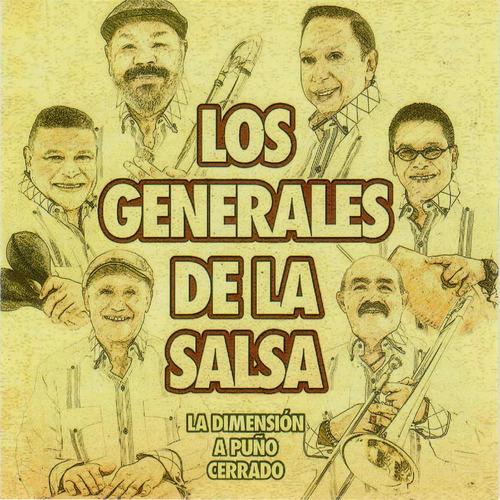 cd original salsa dimension latina a puño cerrado