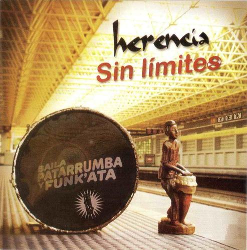 cd original salsa grupo herencia sin limites