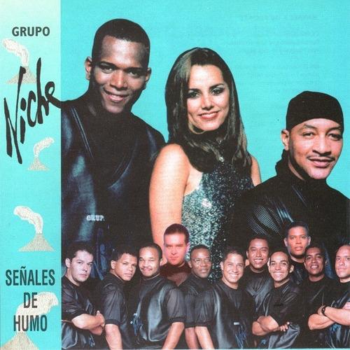 cd original salsa grupo niche señales de humo