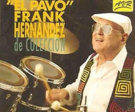 cd original salsa jazz el pavo frank y su orq. de coleccion