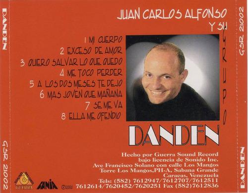 cd original salsa juan carlos alfonzo y los dan den