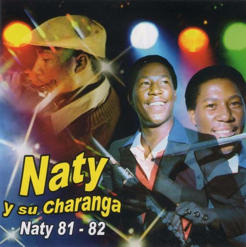 cd original salsa naty y su charanga naty 81 - 82