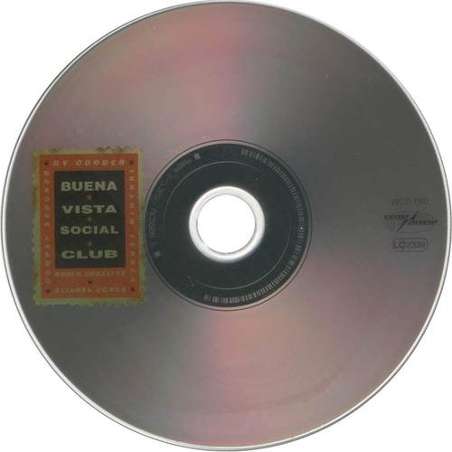cd original salsa son cubano buena vista social club