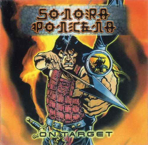 cd original salsa sonora ponceña on target