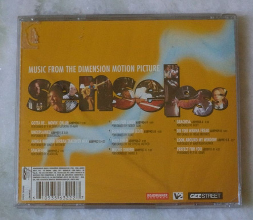cd original senseless trilha  sonora