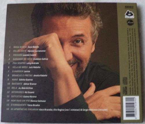 cd original sergio natureza um pouco de mim
