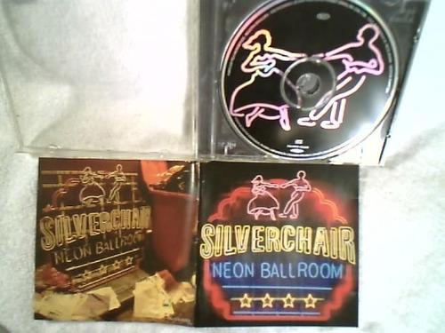 cd original ( silverchair - neon ballroom ) 1999