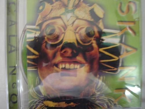 cd original  skank calango