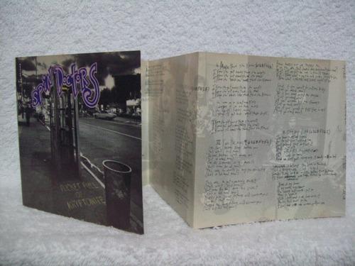 cd original spin doctors- pocket full of kryptonite