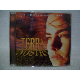 Cd Original Terra Nostra- Internacional
