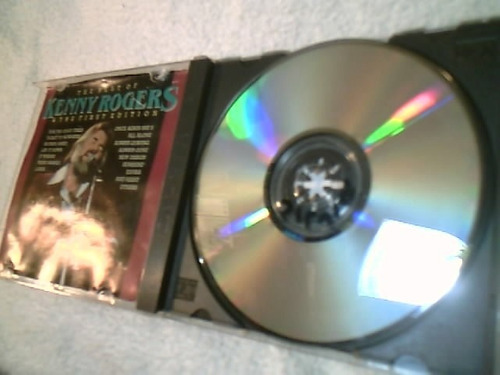 cd original ( the best of kenny rogers & the first edition )