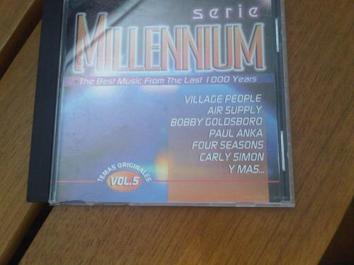 cd original the best of.....milenium