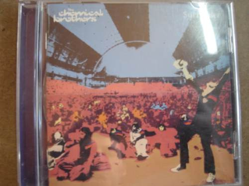 cd original the chemical brothers surrender