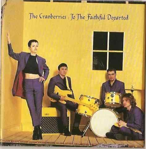 cd original the cranberries - to the faithful departed