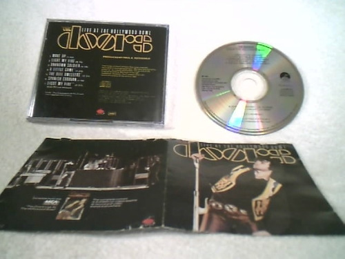 cd original  (  the doors  )   live at the hollywood bowl