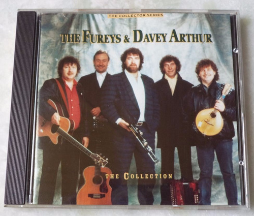 cd original the fureys e davey arthur the collection
