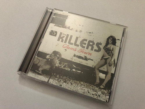 cd original the killers álbum fam's town (seminuevo)