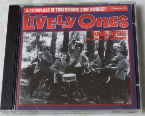 cd original the lively ones hang five