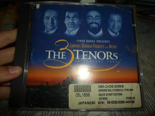 cd original the three tenors in concert 1994