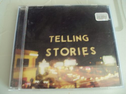 cd original- tracy chapman telling stories